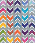 Fabric Quilty Arrows