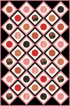 Robert Kaufman Free Quilt Pattern - Portholes