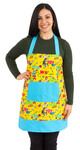 Fabric Lined Apron