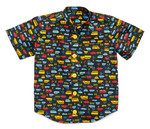 Pattern Sketchbook Shirt: Sizes: 6M - 3T