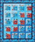 Robert Kaufman Fabrics Sonic The Hedgehog By Sega Of America Chain Fabrics