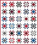 Pattern Stars on Parade: Patriotic