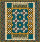 Robert Kaufman Free Quilt Pattern - Fiori de Treste