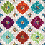 Fabric Moroccan Tiles