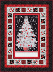 Pattern O Christmas Tree: Scarlet