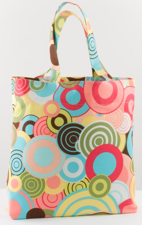Free Bag Patterns Uk : Tote Bag Designer Pattern: Robert Kaufman Fabric Company