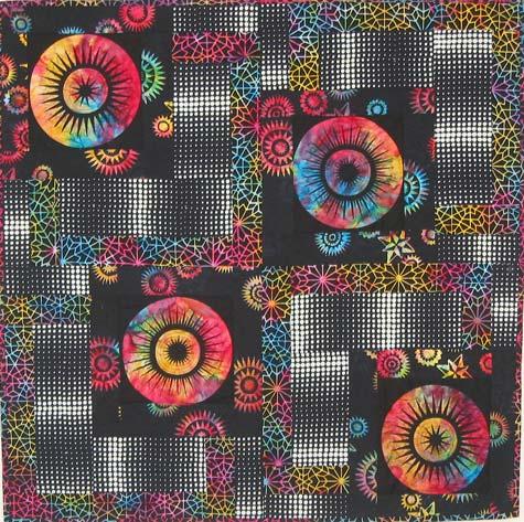 BQ Designer Pattern: Robert Kaufman Fabric Company