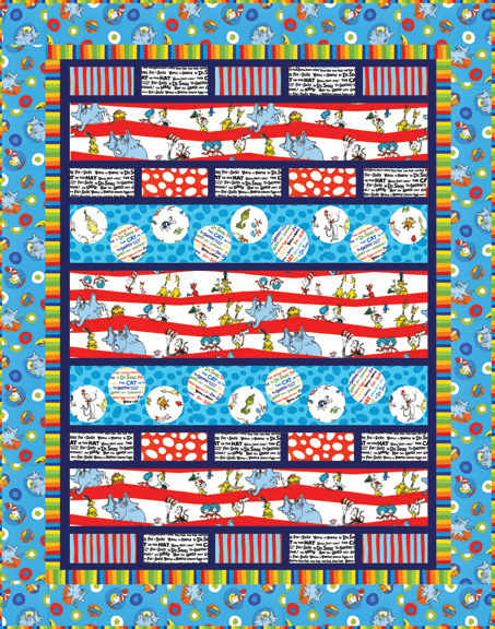Let's Party Free Pattern: Robert Kaufman Fabric Company