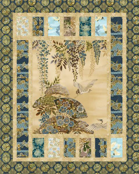 Center Stage Designer Pattern: Robert Kaufman Fabric Company