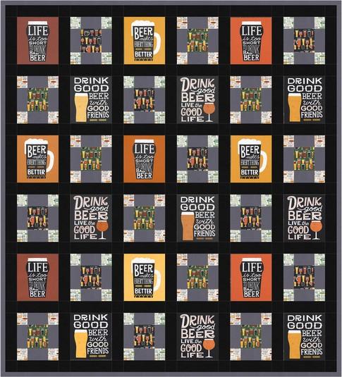 Drink Up Free Pattern Robert Kaufman Fabric Company