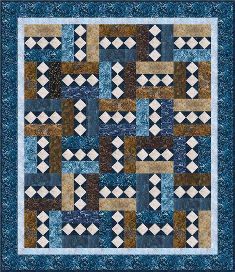 City Lights Designer Pattern: Robert Kaufman Fabric Company