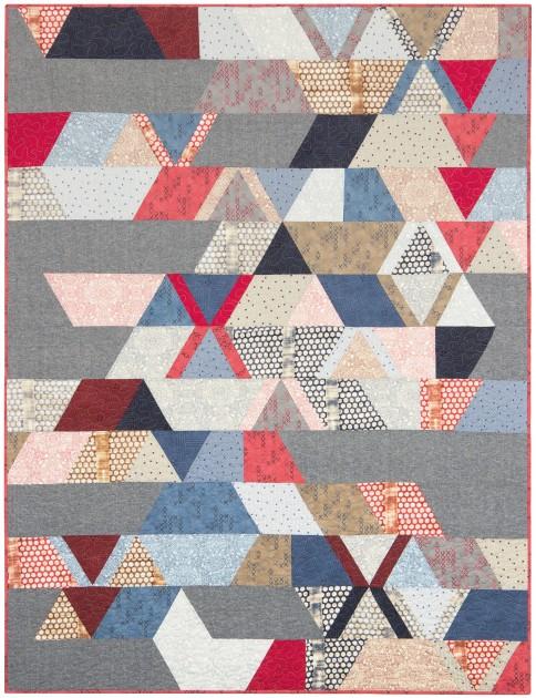 Crossroads Free Pattern: Robert Kaufman Fabric Company