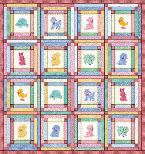 Cute Amp Cuddly Free Pattern Robert Kaufman Fabric Company