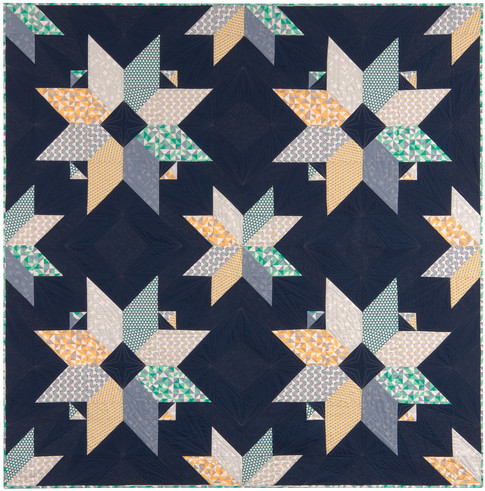 Hailey S Stars Designer Pattern Robert Kaufman Fabric Company