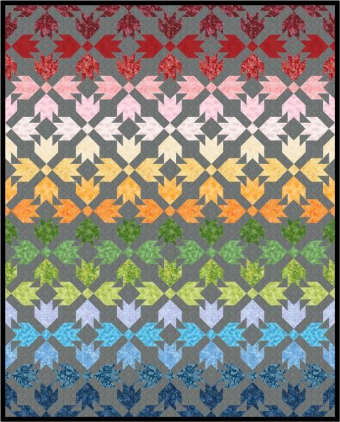 Garden Path Free Pattern: Robert Kaufman Fabric Company