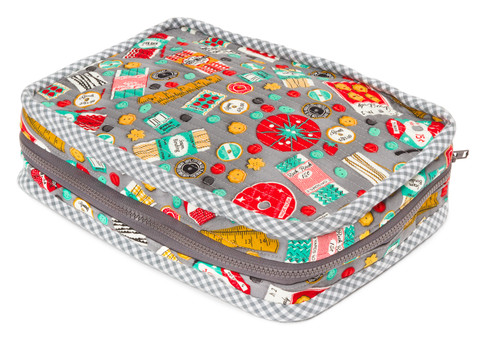 Carry Along Sewing Case Free Pattern Robert Kaufman
