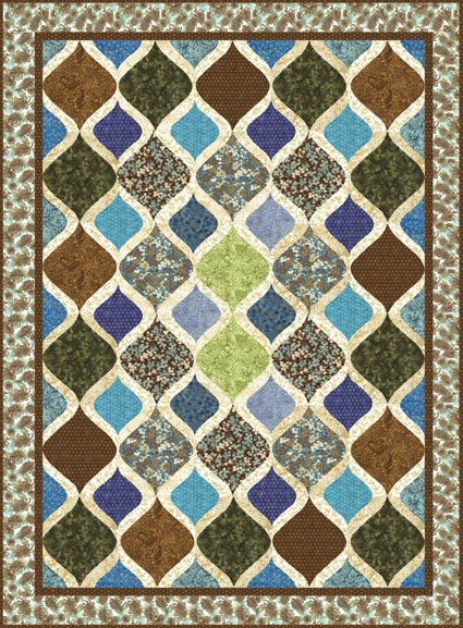 Imperial Fusions Collection Free Pattern Robert Kaufman