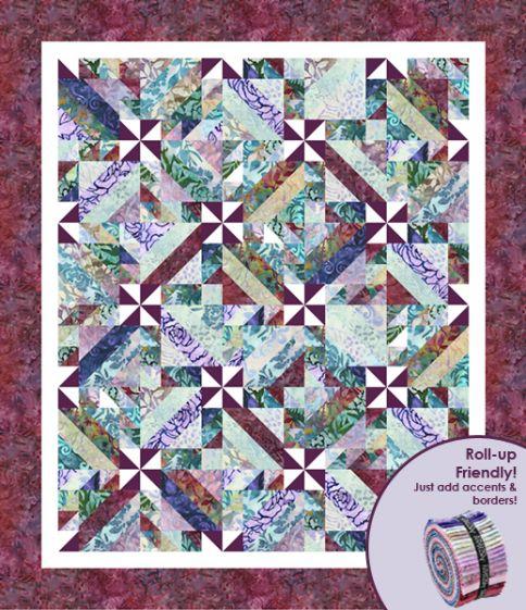 Intertwined Designer Pattern Robert Kaufman Fabric Company