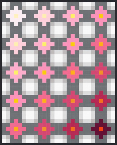 Botanical Ombre Free Pattern Robert Kaufman Fabric Company