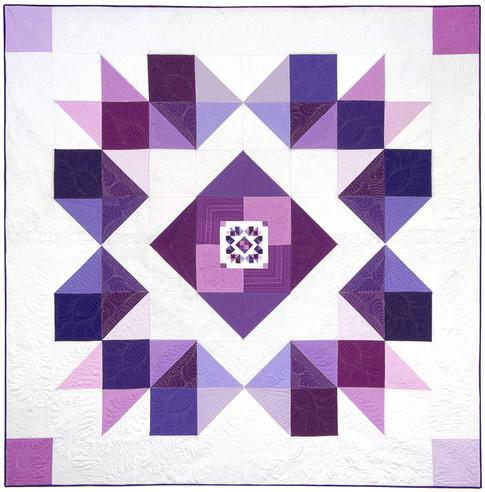 Orchid Mega Free Pattern Robert Kaufman Fabric Company