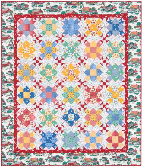 Weather Vane Free Pattern Robert Kaufman Fabric Company