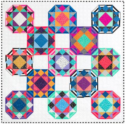 Cakewalk Free Pattern Robert Kaufman Fabric Company