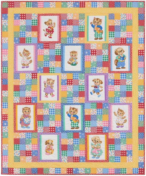 Cuddly Free Pattern Robert Kaufman Fabric Company