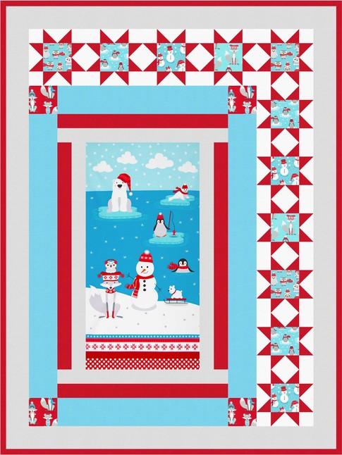 Winter Fun Free Pattern Robert Kaufman Fabric Company