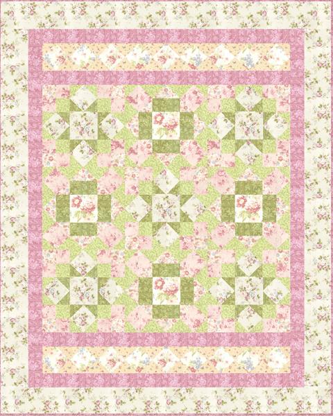 Garden Stars Free Pattern Robert Kaufman Fabric Company