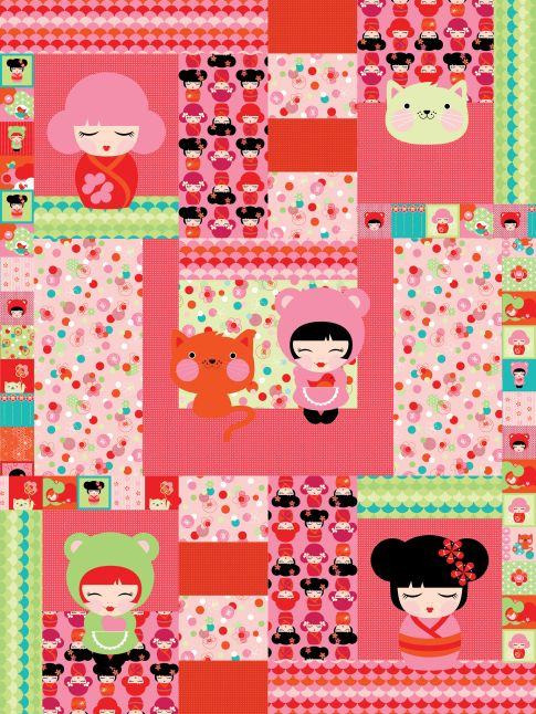 Hello Tokyo Quilts