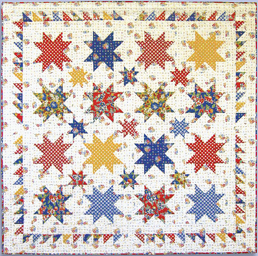 Stars In Mamas Kitchen Free Pattern Robert Kaufman Fabric Company