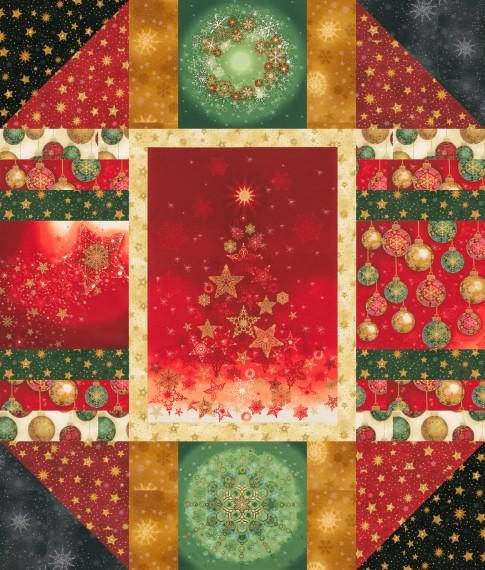 Holiday Sparkle Free Pattern Robert Kaufman Fabric Company