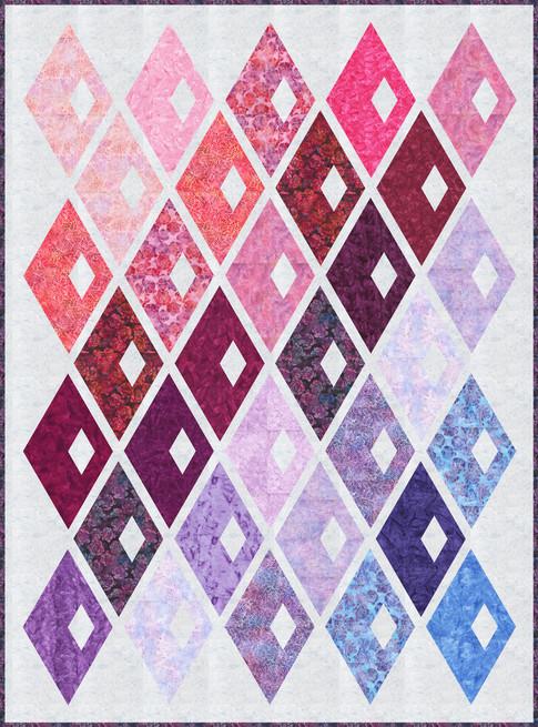 Diamond Alley Designer Pattern: Robert Kaufman Fabric Company
