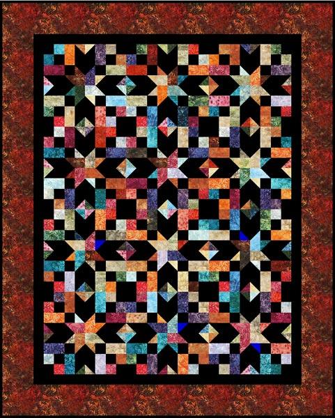 Starbright Designer Pattern Robert Kaufman Fabric Company