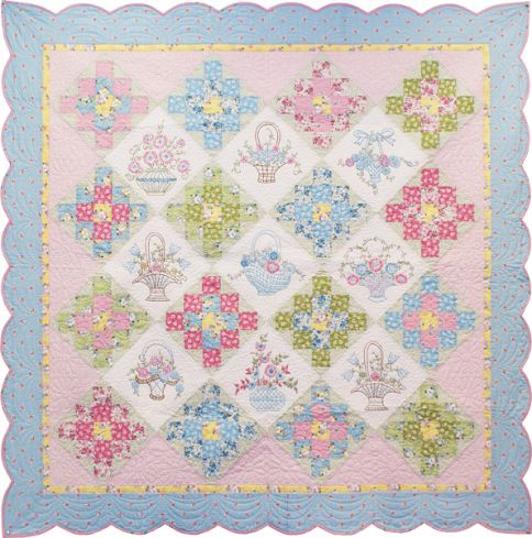 daisy quilt pattern on Etsy, a global handmade and vintage