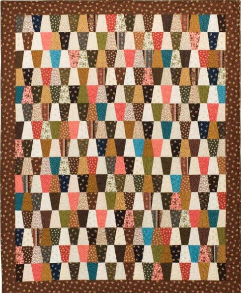 The Thimble Quilt Designer Pattern Robert Kaufman Fabric Company