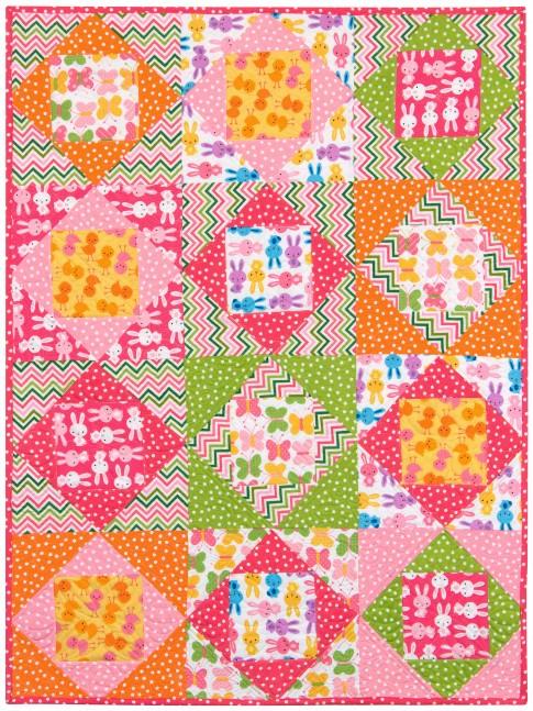 Economie Zoologie Flannel Free Pattern: Robert Kaufman Fabric Company