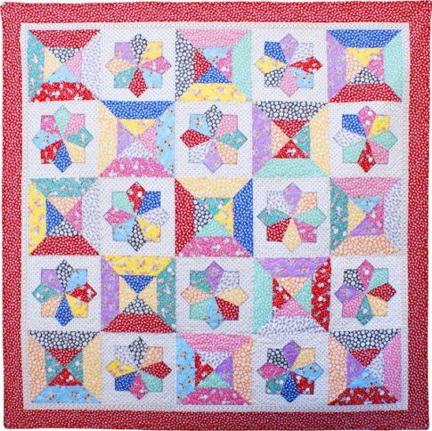 Free Whirligig Quilt Patterns
