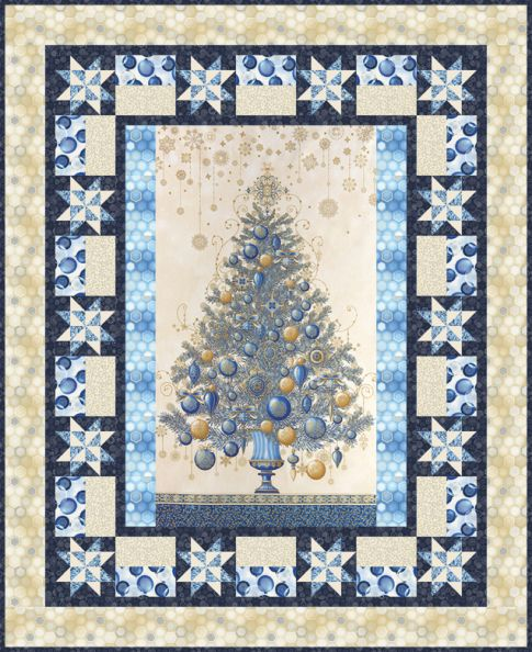 Tinsel and Thyme Free Pattern: Robert Kaufman Fabric Company