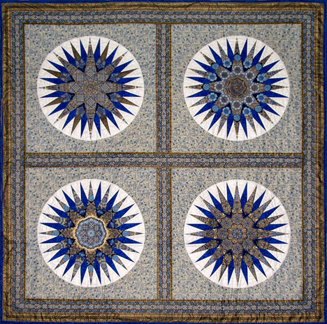 Quilting Patterns Mariner S Compass : MARINERS COMPASS FREE QUILTING PATTERN 2000 Free Patterns