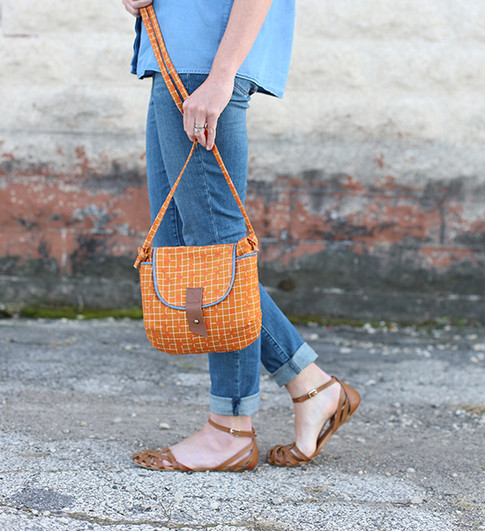 Gatherer Crossbody Bag