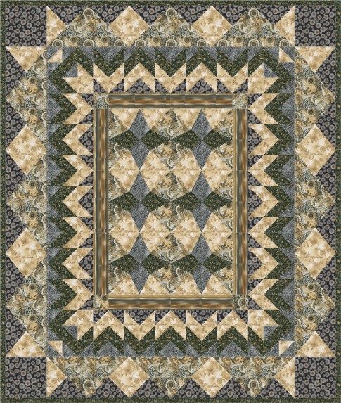 Forte Free Pattern Robert Kaufman Fabric Company