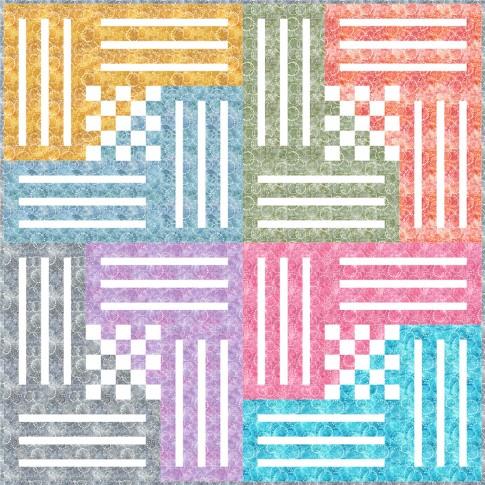 Licorice Whip Designer Pattern: Robert Kaufman Fabric Company : designer quilt fabric - Adamdwight.com