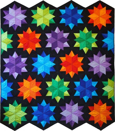 Night Sky Designer Pattern Robert Kaufman Fabric Company