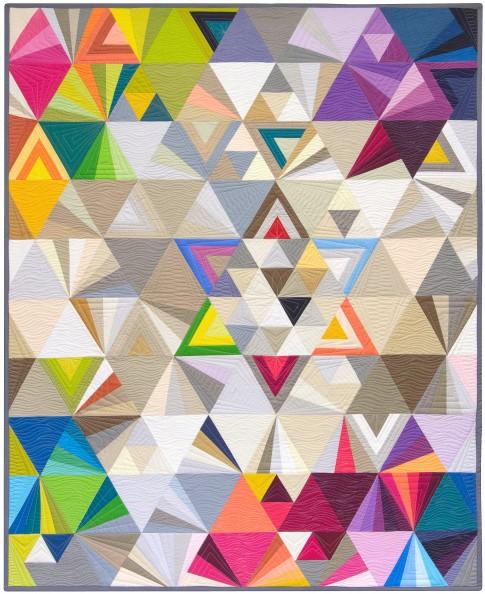 Tesselations Designer Pattern: Robert Kaufman Fabric Company : tessellation quilt - Adamdwight.com