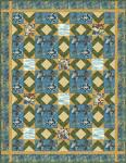 Fabric Oriental Traditions Quilt