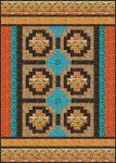 Fabric Santa Fe Trail Quilt