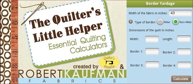 Quilting Calculators App : quilt backing calculator - Adamdwight.com