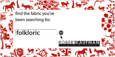 Folkloric. Robert Kaufman Fabrics. Find the fabric you've been searching for.