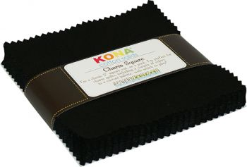 Kona® Cotton, all Black